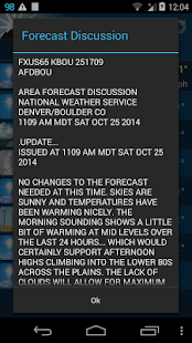 NOAA Weather Unofficial (Pro) - screenshot thumbnail