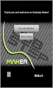 DubStep Maker Lite - screenshot thumbnail
