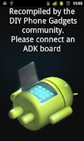 Screenshot of Standard Android ADK Demo Kit