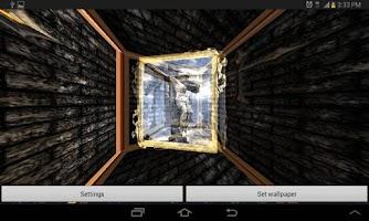 Screenshot of 3D Holy Cross Live Wallpaper