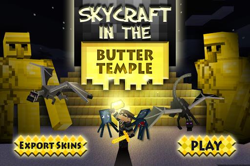Skycraft Butter Temple Pro