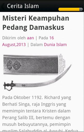 Cerita Islam