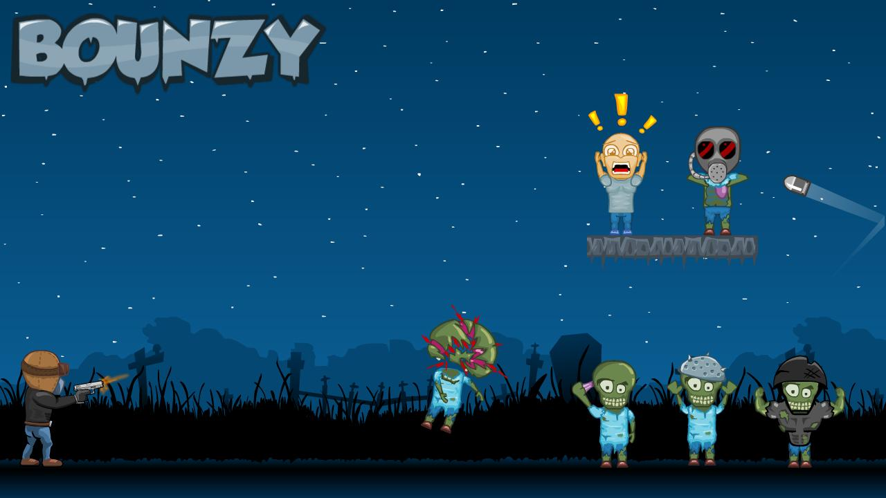 Bounzy - screenshot