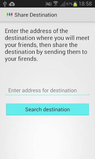 Share Destination