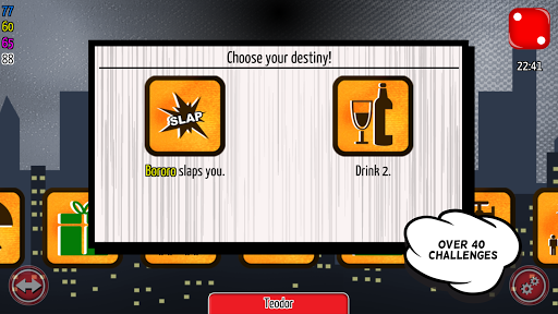 玩棋類遊戲App|Drink or Doom: Drinking Game免費|APP試玩