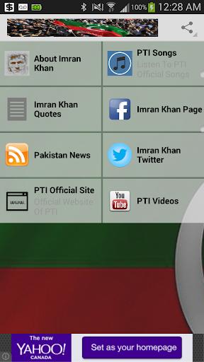 Imran Khan Fan App