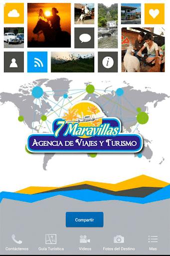 Agencia de Viajes 7 Maravillas