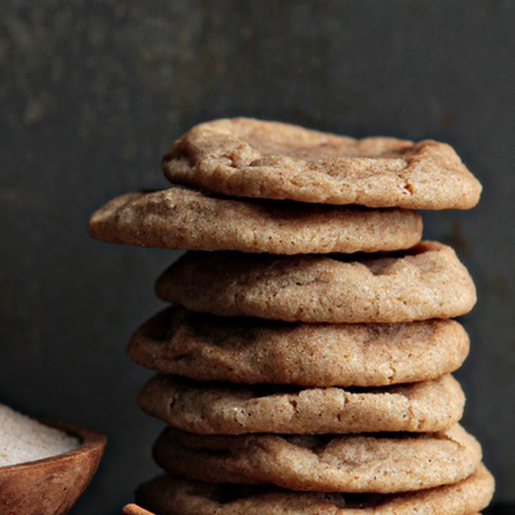 Chai Spiced Sugar Cookies