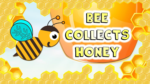 蜜蜂採集蜂蜜