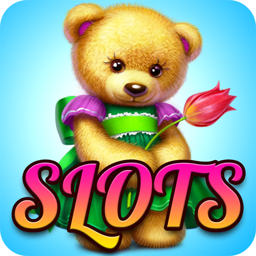 Slots - Teddy Bears Vegas FREE