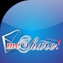 meShare! icon