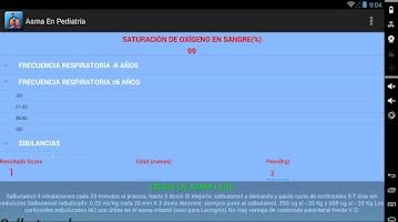 Screenshot of Asma En Pediatría