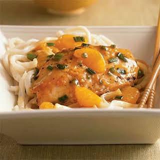 Orange Mandarin Chicken.