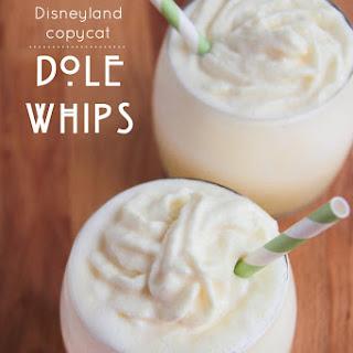 Disneyland-copycat Dole Whips.