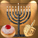 Hanukkah Holiday HD Wallpaper icon