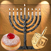 Hanukkah Holiday HD Wallpaper