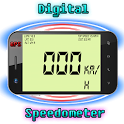 Digital GPS Speedometer icon