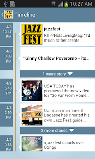 New Orleans Jazz Festival - screenshot thumbnail