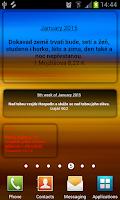Screenshot of Daily Words Losungen