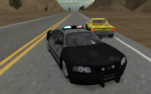 Police Highway Driver