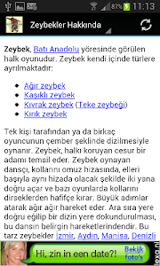 Zeybekler screenshot 1
