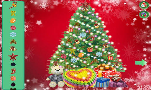 Christmas:聖誕禮物車-聖誕樹裝飾遊戲 Free