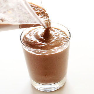 Chocolate Chia Recovery Drink