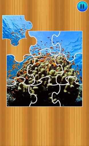 Sea Puzzles