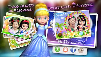 Screenshot of Ava the 3D Doll