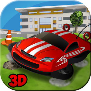 Hoverdroid 3D: RC Hovercraft – experience the challenge & excitement of a flying car