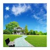3D dreamhome HD live wallpaper