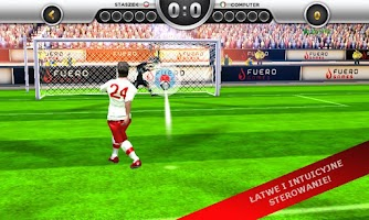 Screenshot of EuroGoal 2012 NK