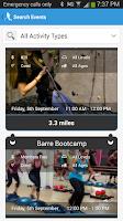 Screenshot of Field Hockey Strength Training