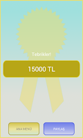 Screenshot of Bil Bakalım - Bilgi Yarışması
