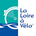 The official Loire à Vélo app. icon