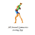 All Around Gymnastic Scoring logo