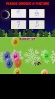 Screenshot of Kids Christmas Games