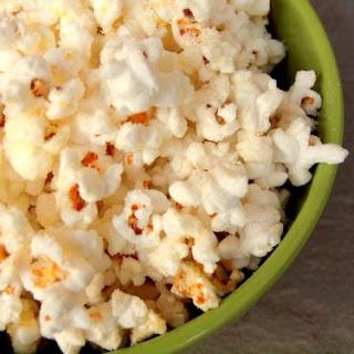 Parmesan Buttered Popcorn