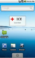 Screenshot of ICE : Emergency Contact +