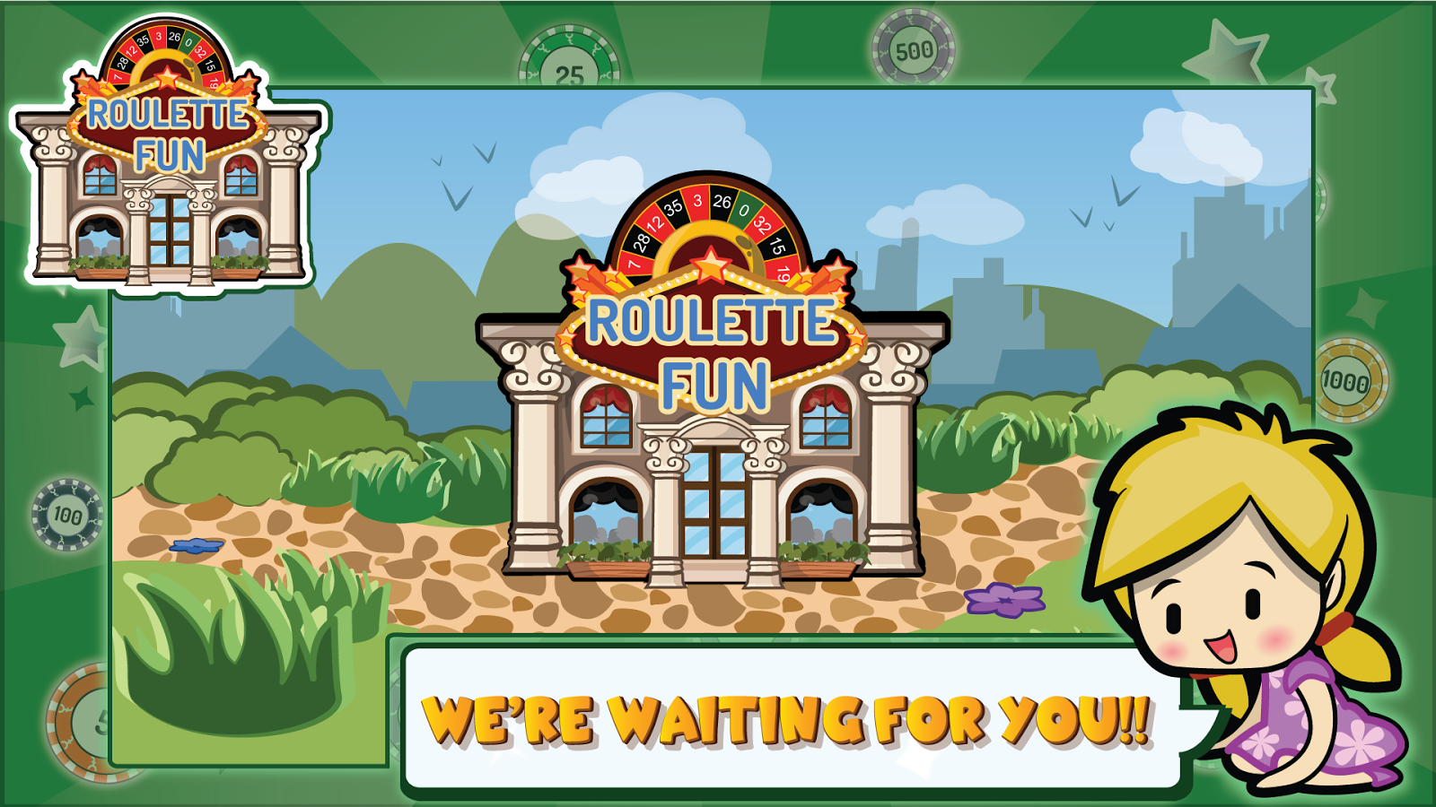 play roulette free for fun