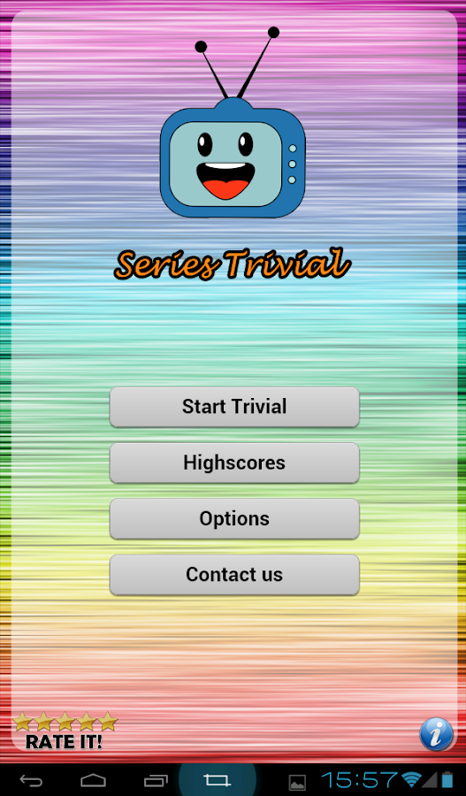 Series Trivial- screenshot