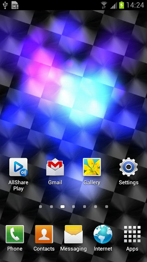 Crazy Colors Live Wallpaper- screenshot