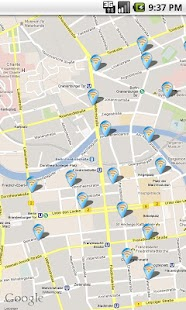 Hotspotfinder Berlin - screenshot thumbnail