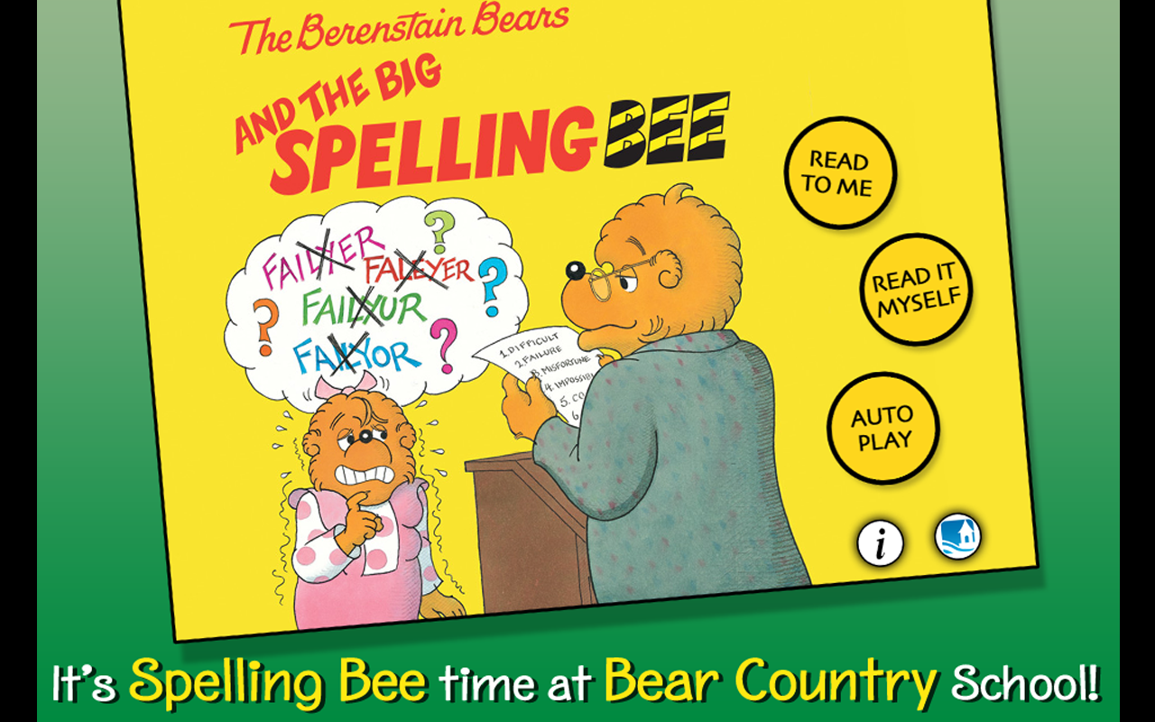 BB - Big Spelling Bee- screenshot