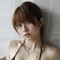 Bikini! Japanese girl icon