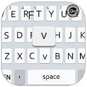 GO Keyboard iPhone iOS 7 Theme