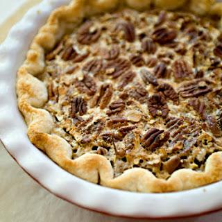Grand Marnier Pecan Pie