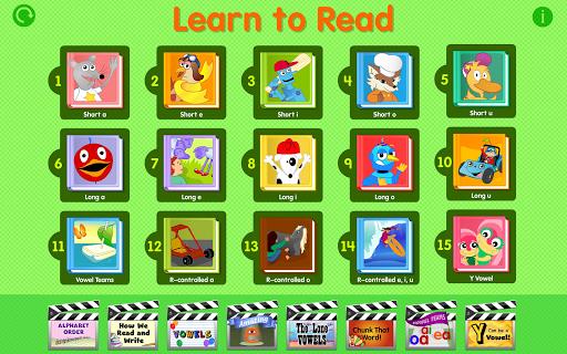 玩免費教育APP|下載Starfall 学着阅读 app不用錢|硬是要APP