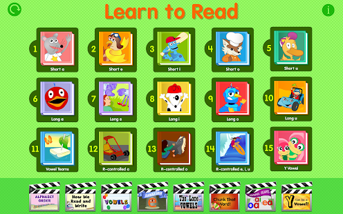 Starfall Learn to Read - screenshot thumbnail