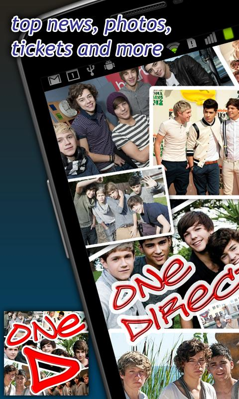 One Direction News, Talk, Pics - screenshot